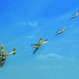 Tribute to the Grace Spitfire ML407