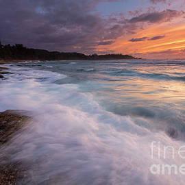Turtle Bay Sundown by Mike Dawson