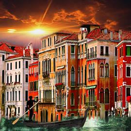 Venice by Belinda Threeths