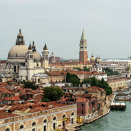Venice City of Churches by Julie Palencia