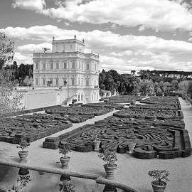 Villa Pamphili in Rome by Nicola Fusco