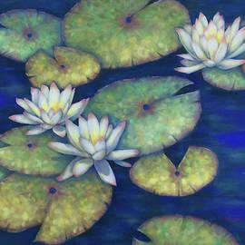 Waterlily Melody by Morgan Kari
