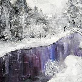 Winter Aisle by Igor Kotnik