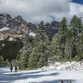 Winter Wonderland by Eva Lechner