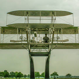 Wright Flyer Memorial  by Tommy Anderson