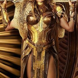 Wonder Woman by Geek N Rock