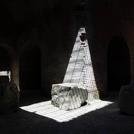 Flavian Amphitheater Pozzuoli by Casimiro Art