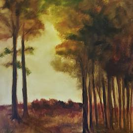 13 Trees and Jethro Tull     5420 by Cheryl Nancy Ann Gordon