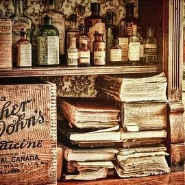 18th Century Pharmacy by Tatiana Travelways