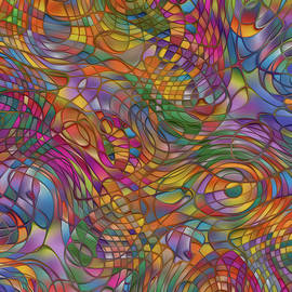 My Colorful World Series by Jack Zulli