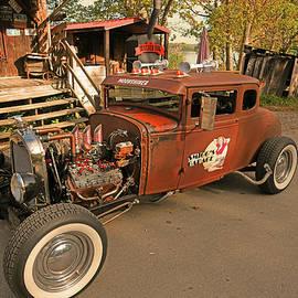 1920 Ford Rat Rod by Robert Tubesing