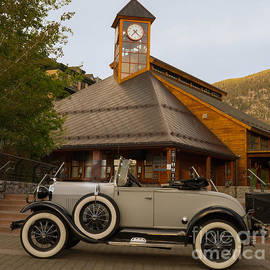 1929 Ford model A convertible coupe kit car by PROMedias Obray