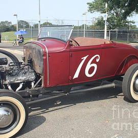 1932 Ford Racing Car by John Telfer