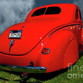 1940 Ford Deluxe Coupe by John Bartelt