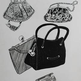 1950 Fashion Accessories Number 5 by Eugene and Kathleen Smith