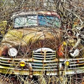1950 Packard by Jim Harris