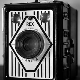 1950's Antique Rex Box Camera by John Sansone