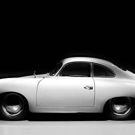 1952 Porsche 356 b/w