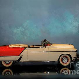 1953 Olds Fiesta Convertible by John Bartelt