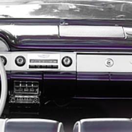 1958 Impala Dash wide by Chad Lilly