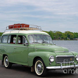 1961 Volvo by Chad Lilly