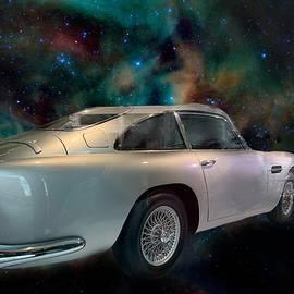 1964 Aston Martin DB4 by Anne Sands