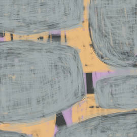 Abstract, Shapes 2 by Liane Wolf