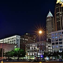 Big Three in CLE by Frozen in Time Fine Art Photography