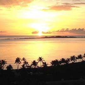 Bohemian Sunset  by Jessica Mumford