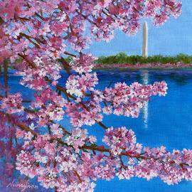 Cherry Blossom by Nancy Shen