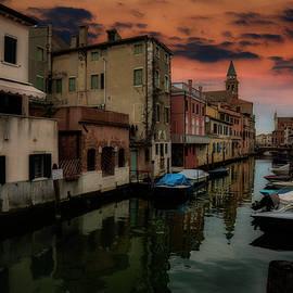 Chioggia the little Italian  by Rita Di Lalla