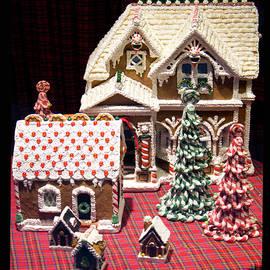 Christmas Scene by Michael Riley