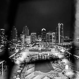 Cityscape San Diego CA B10l