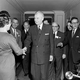 Diefenbaker by Pierre Roussel
