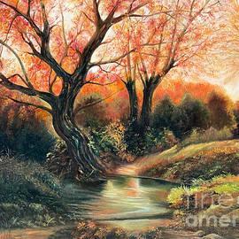 Forest by Farideh Haghshenas
