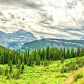Glacier National Park by Gestalt Imagery