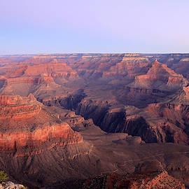 Grand Canyon - Sunrise by Richard Krebs