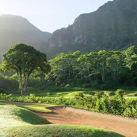 Koolau Golf Club golf course