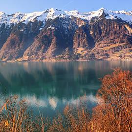 Lake Brienz by Svetlana Sewell