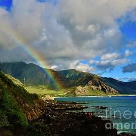 Makua Rainbow by Craig Wood