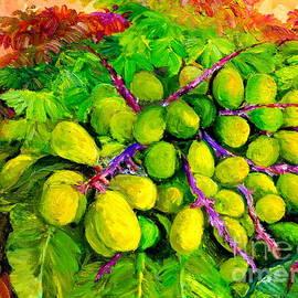 Matoa Fruit by Jason Sentuf