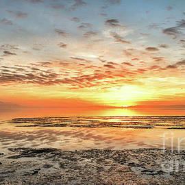 Netarts Bay Sunset by Beautiful Oregon