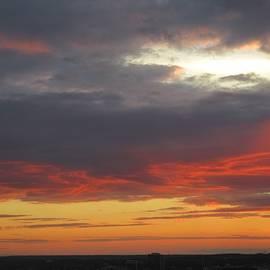 Ottawa Sunset by Stephanie Moore