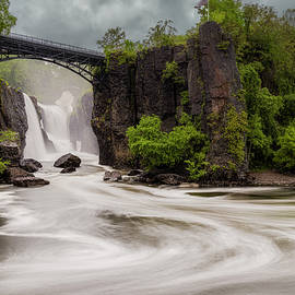 Paterson Great Falls NJ by Susan Candelario