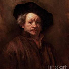 Rembrandt by Jerzy Czyz