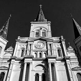 Saint Louis Cathedral by Jeff Watts