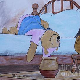 Sleepy Time by Deborah Klubertanz
