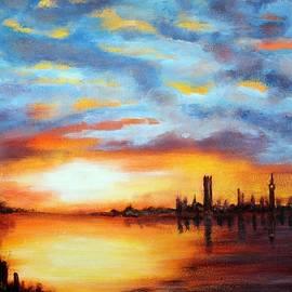 Sunset by Vesna Martinjak