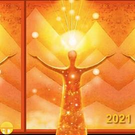 2021 - A New  Beginning    by Hartmut Jager