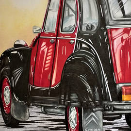 2cv Charleston by Nicky Chiarello